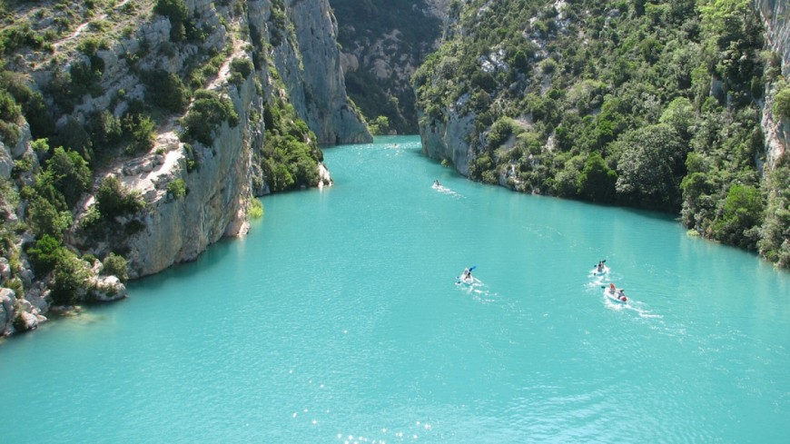 Alpes de Haute-Provence : deux noyades ce vendredi dans le Verdon