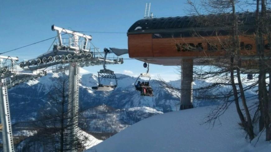 Alpes du Sud : semaine du nouvel an, les stations font le plein