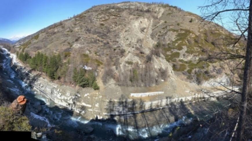 Hautes-Alpes : Pas de l'Ours, la Région va financer la nouvelle route à hauteur de 30%
