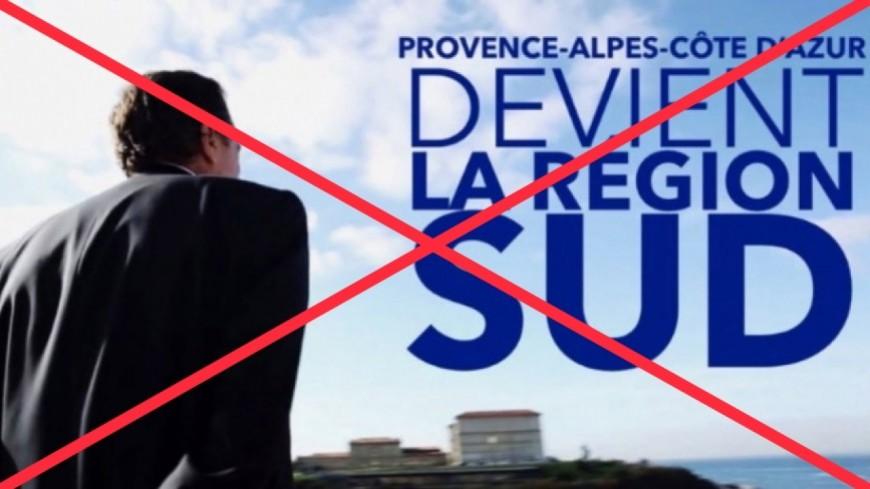 Région PACA : ne l'appelez ni SUD, ni PACA... mais Provence
