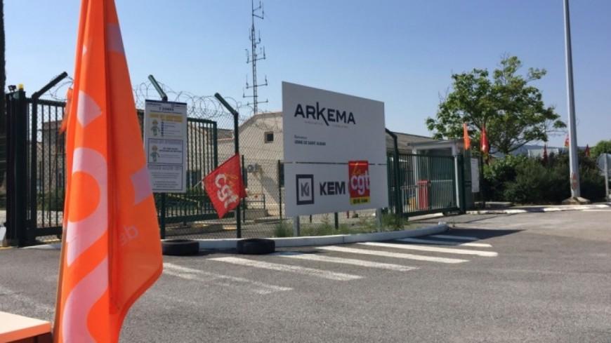 Alpes de Haute-Provence : le mouvement de grève à Arkéma Saint-Auban suspendu