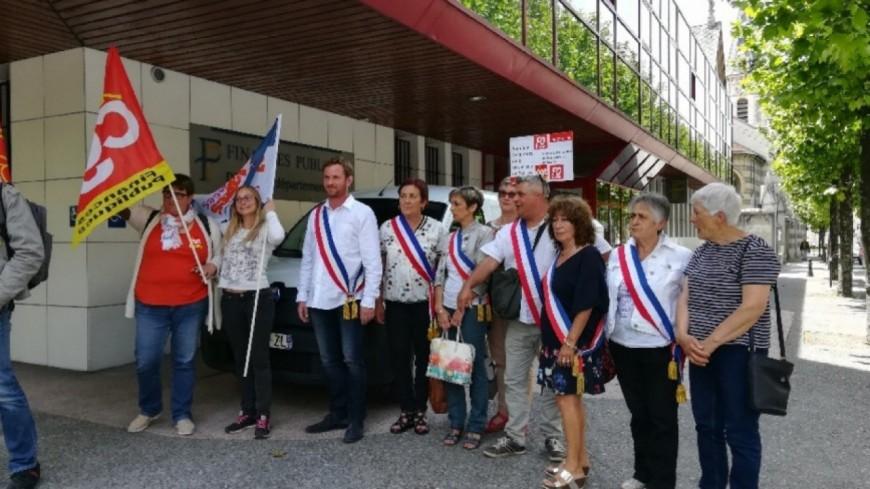 Hautes-Alpes : fermeture des Finances Publiques de Serres, mobilisation samedi