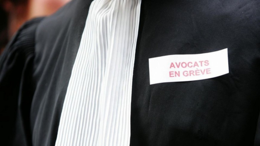 Hautes-Alpes : réforme de la justice, les avocats dans la rue