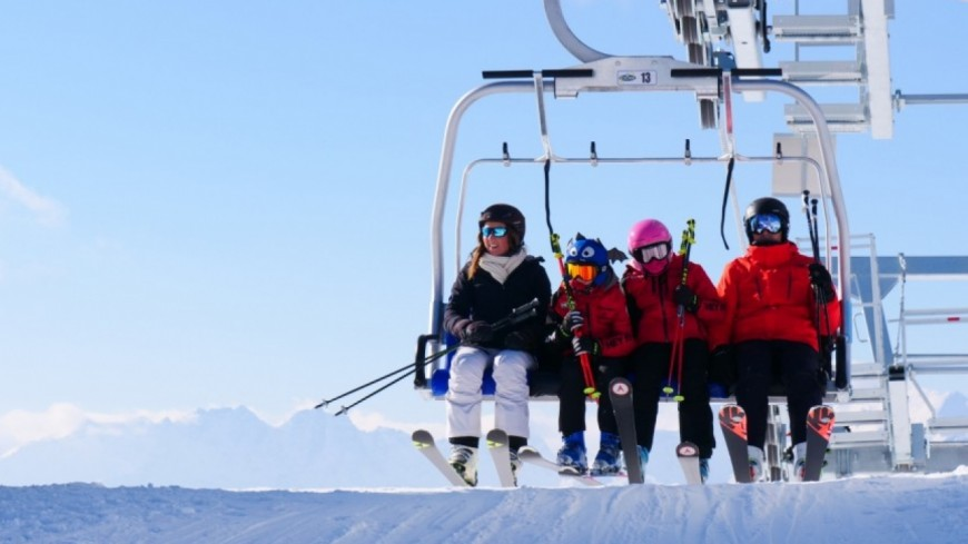 Hautes-Alpes : un nouveau télésiège inauguré ce samedi à Pelvoux-Vallouise