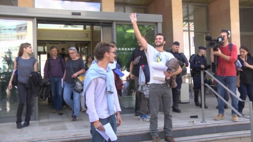 Hautes-Alpes : procès des « 7 de Briançon », 160 CRS attendus ce jeudi
