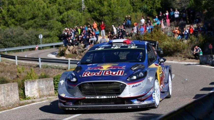 Hautes-Alpes: Sébastien Ogier au pied du podium en Australie