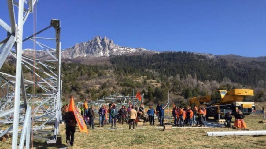 Hautes-Alpes : colère et détermination pour Avenir Haute-Durance