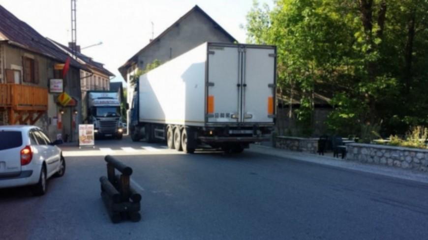 Hautes-Alpes : les études pour la déviation de la Roche de Rame seront lancées avant la fin de l'année 2017