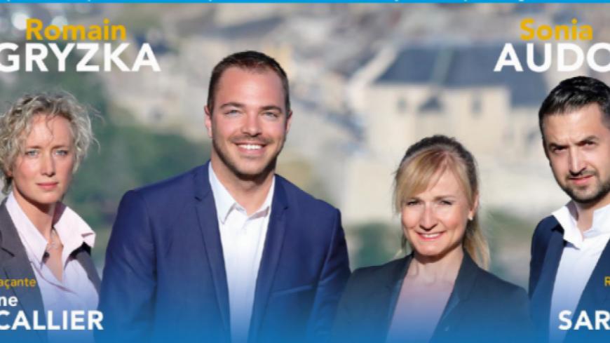 Hautes-Alpes : départemental Briançon 2, élus d'opposition et président de Région derrière R.Gryzka et S.Audo