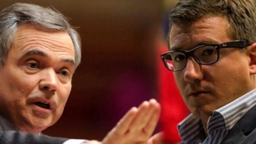 Hautes-Alpes : Arnaud Murgia suspendu de Les Républicains 05