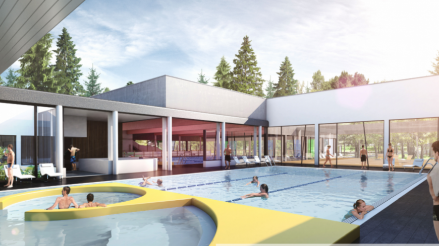 Hautes-Alpes: l'Aqua viva ouvrira le 19 juillet à Embrun
