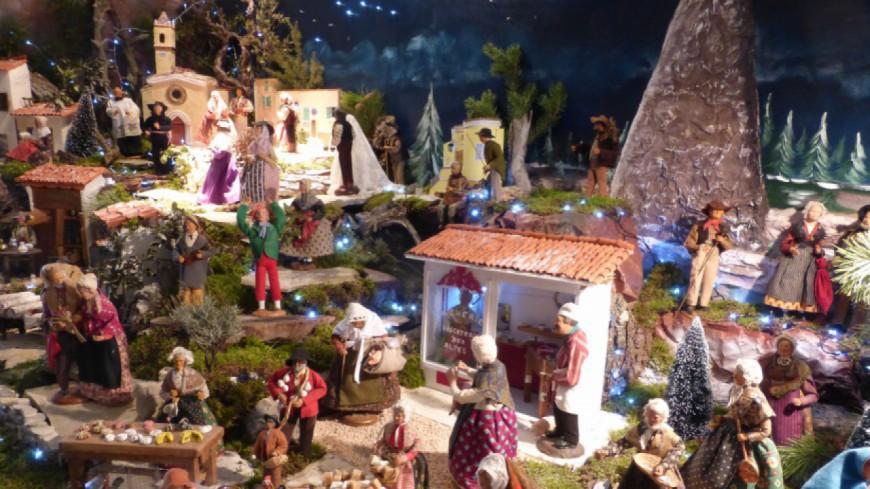 Région PACA : le FN dépose une motion au Conseil régional pour une crèche de Noël