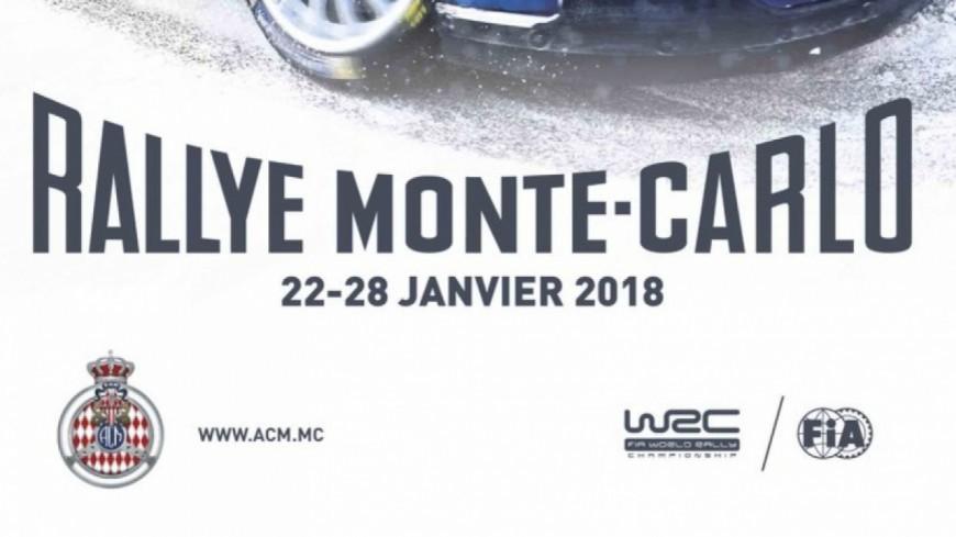 Alpes du Sud: le parcours du Monte Carlo 2018 c'est ici!
