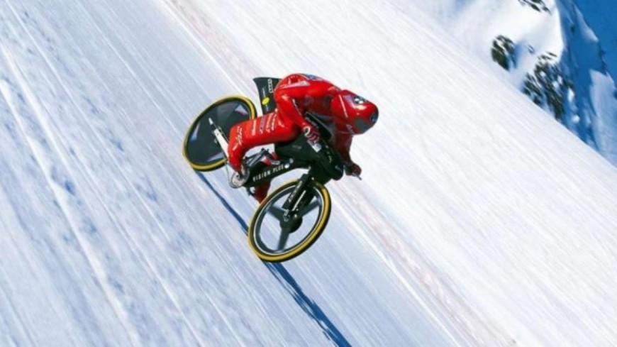 Hautes-Alpes : nouvelle tentative de record d'Éric Barone ce vendredi à Vars