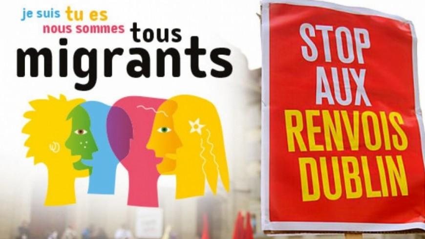 Hautes-Alpes : 21 demandeurs d'asile à Embrun en grève de la faim contre la directive Dublin III