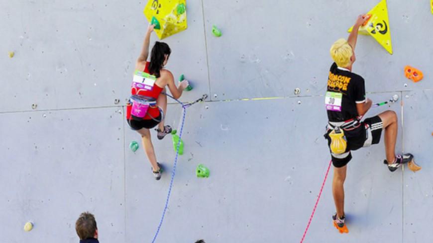 Alpes du Sud : L'escalade, nouveau sport olympique pour  2020