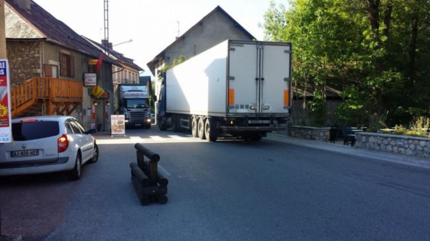 Hautes-Alpes : l'étude relative à la déviation de la Roche de Rame bien inscrite sur le CPER