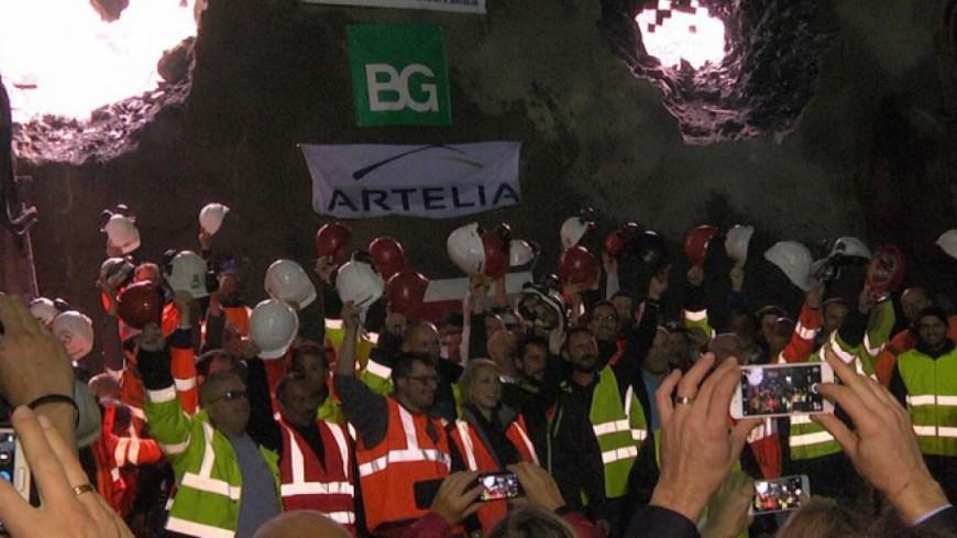 Hautes-Alpes : le tunnel du Chambon a ouvert ce vendredi
