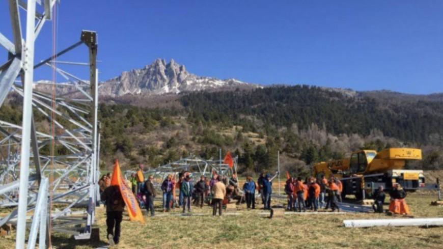 Hautes-Alpes : chantier RTE, les opposants déposeront plainte ce lundi