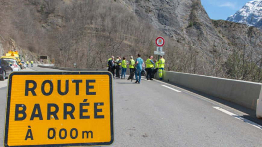 Hautes-Alpes : la voie de secours du Chambon doit subir des travaux d'urgence