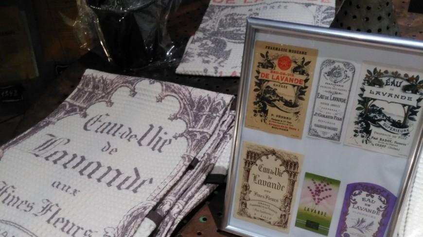 """Alpes de Haute-Provence : le magasin test """"Absolue Lavande"""" inauguré"""