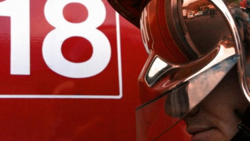 Hautes-Alpes : les pompiers interviennent rue Carnot à Gap pour une chaudière qui s'emballe