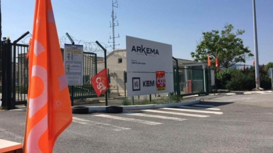 Alpes de Haute-Provence : Arkema St-Auban, les syndicats obtiennent gain de cause