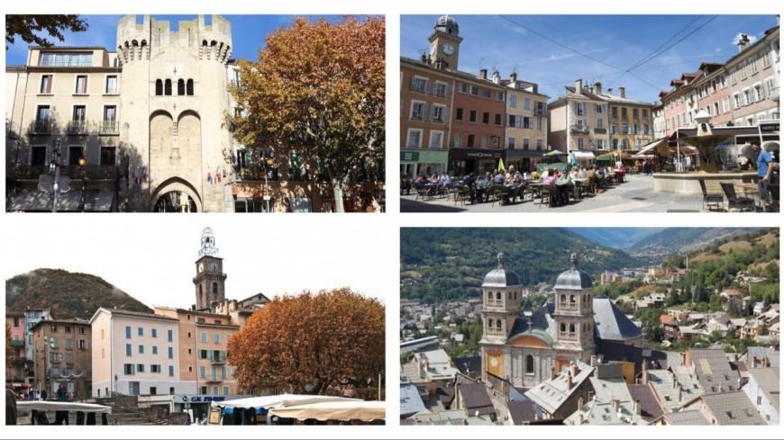 Alpes du Sud : de l'argent pour revitaliser les centres-villes de Manosque, Digne, Gap et Briançon