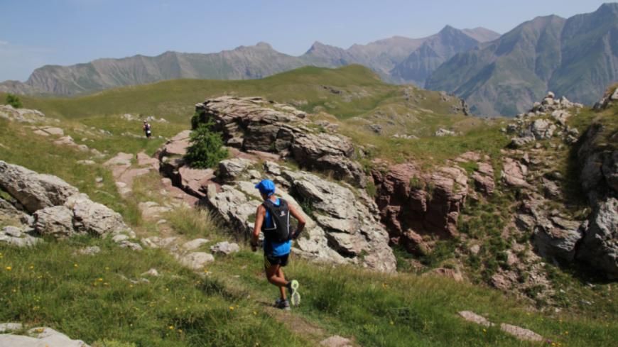 Hautes-Alpes : Giraud-Sauveur et Laveranne dominent l'Ultrachampsaur
