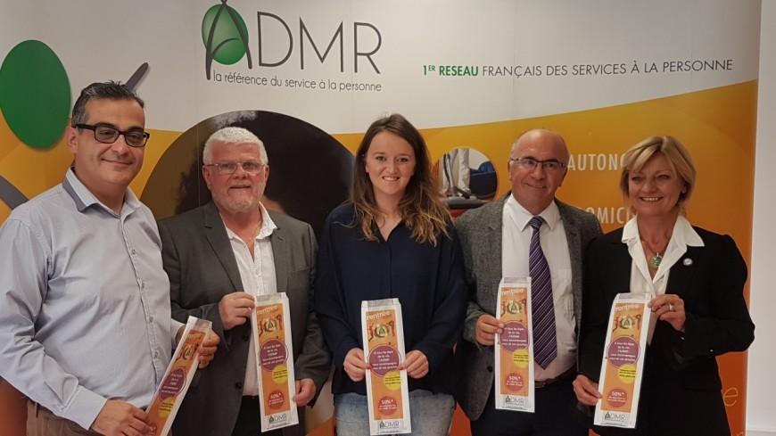 Hautes-Alpes : l'ADMR fait sa rentrée et lance ses opérations de communication