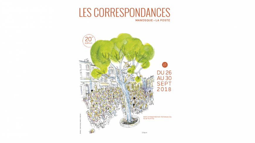Alpes de Haute-Provence : littérature, Les Correspondances de Manosque fêtent leurs 20 ans