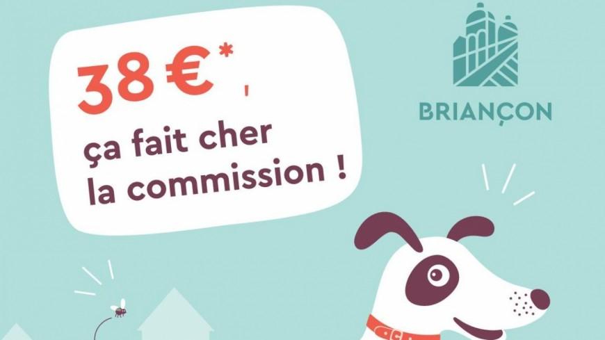 Hautes-Alpes : Briançon lutte contre les crottes de chiens