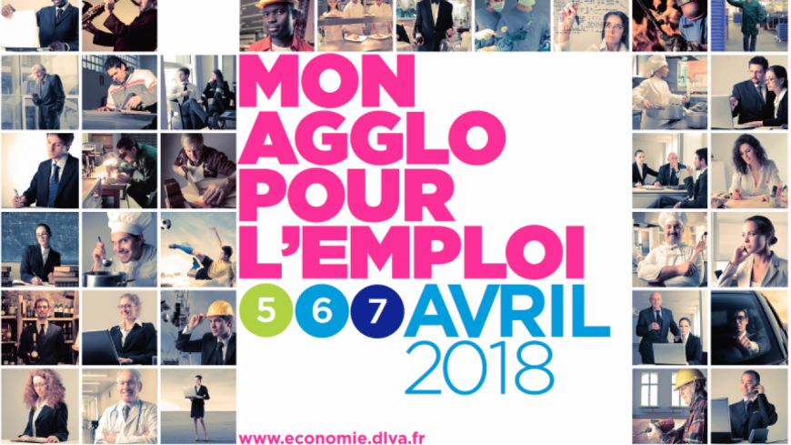 Alpes de Haute-Provence : 3 jours pour l'emploi avec « Mon Agglo pour l'Emploi »