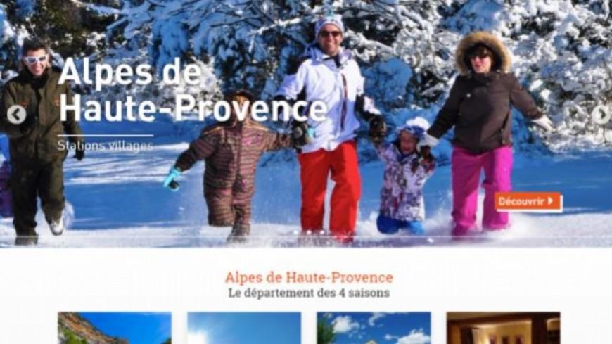Alpes de Haute-Provence : nouveau site internet pour l'Agence de Développement Touristique