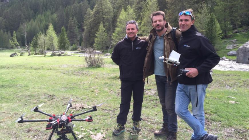 Hautes-Alpes : même en rediffusion, Alex Hugo et les Hautes-Alpes une formule gagnante pour France 2
