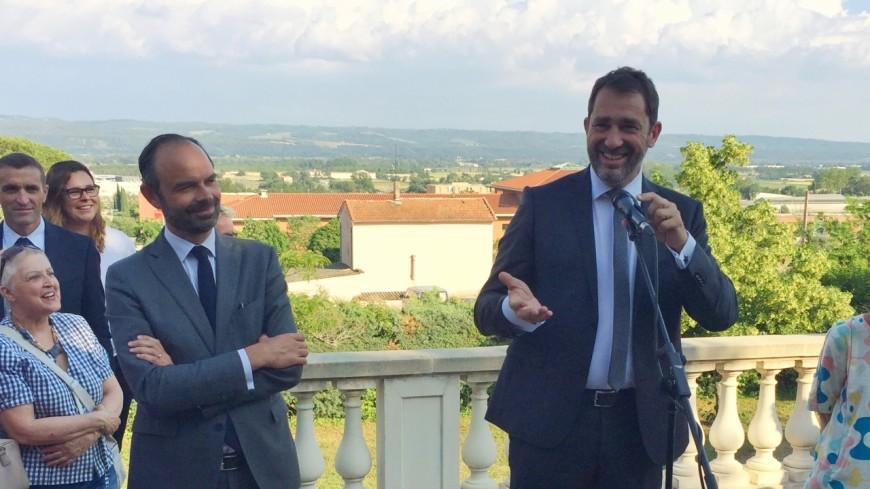 Alpes de Haute-Provence : C. Castaner face à une campagne ardue reçoit le soutien d'Édouard Philippe