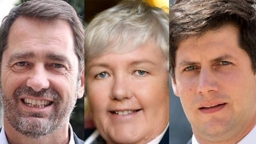 Alpes de Haute-Provence : trois ministres en visite à Forcalquier pour rassurer les élus locaux