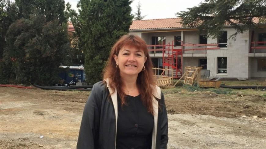 Alpes de Haute-Provence : Volonne, une Marianne d'or pour Sandrine Cosserat