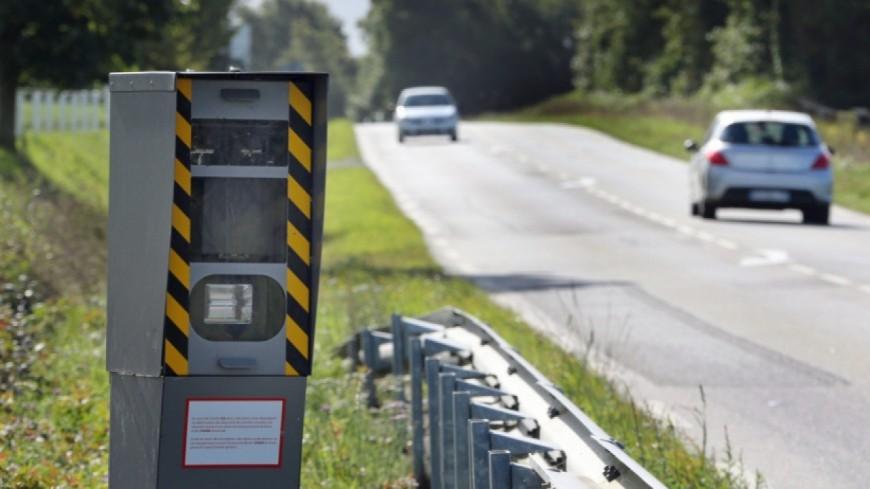 Alpes du Sud : 80km/h, les radars mis à jour dès le 1er juillet