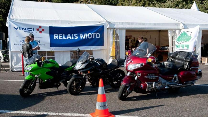 Alpes du Sud : Bol d'Or 2018, Vinci propose des aires de repos pour les motards