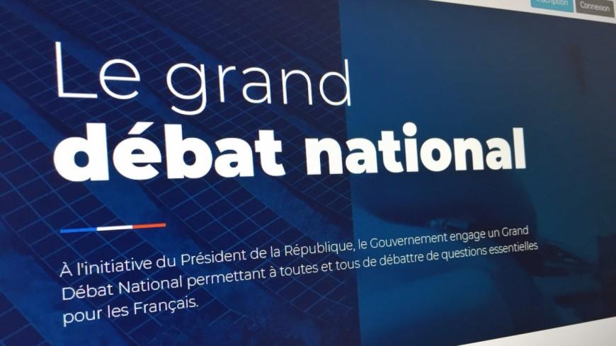 Alpes du Sud : grand débat, les Alpes du Haute-Provence département le plus mobilisé de France