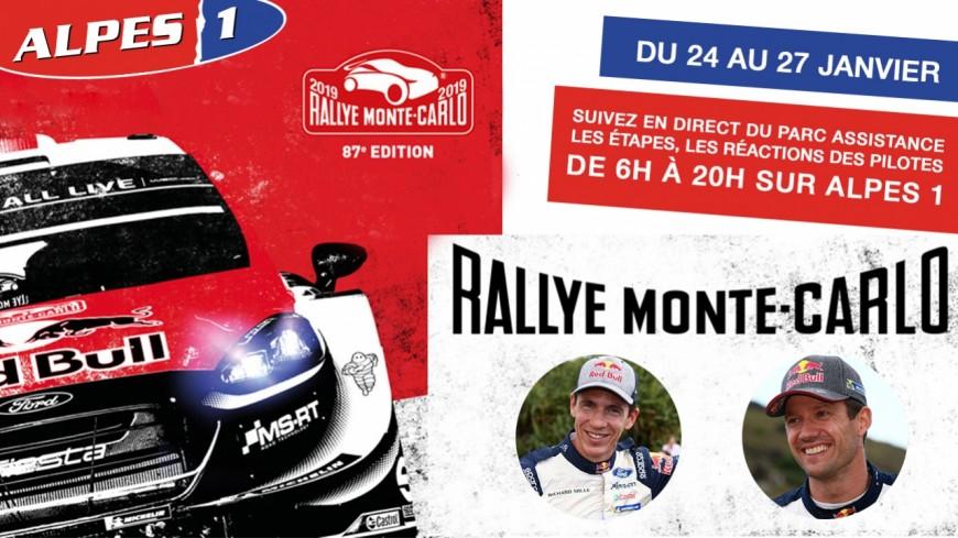 Alpes du Sud : les accès spectateur aux épreuves spéciales du Rallye Monte-Carlo