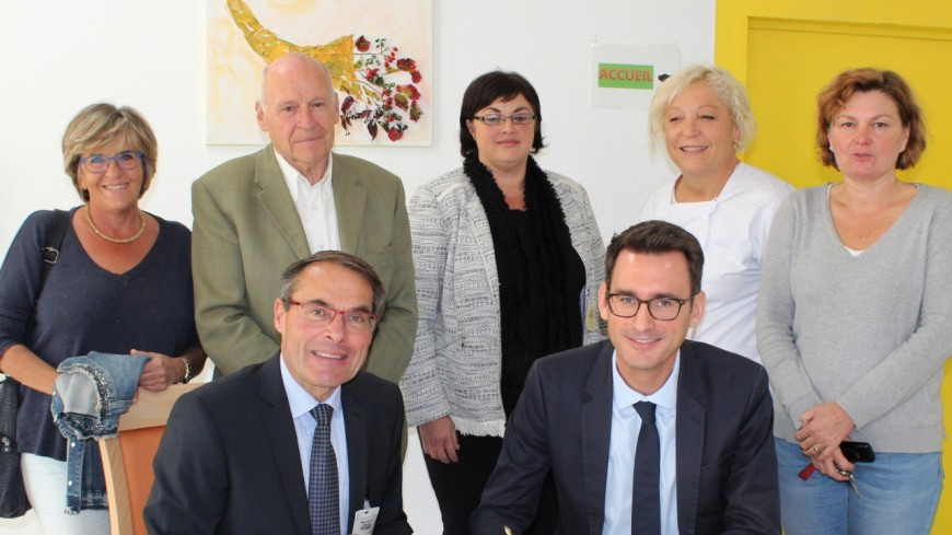 Alpes du Sud : vers une plus grande coopération entre le CHICAS et les établissements ubayens