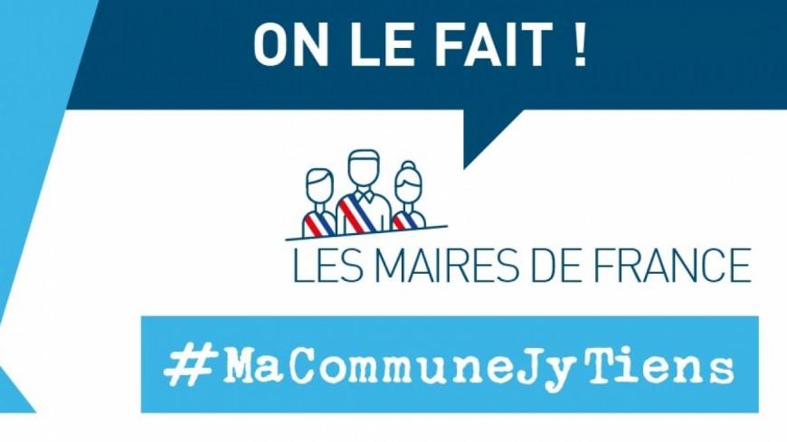 Alpes de Haute-Provence : #MaCommuneJyTiens, le nom d'une campagne lancée par l'AMF