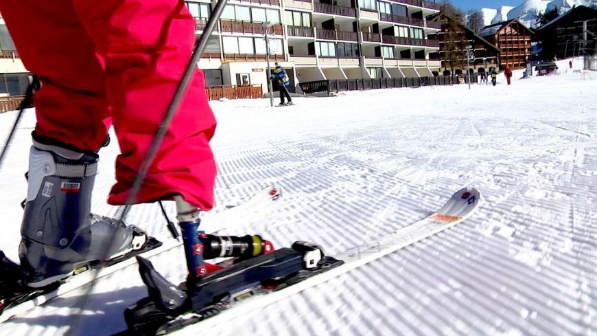 Hautes-Alpes : amputés, ils découvrent le ski à La Joue-du-Loup