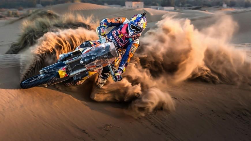 Alpes de Haute-Provence : Méo remporte la 6ème étape du Dakar motos