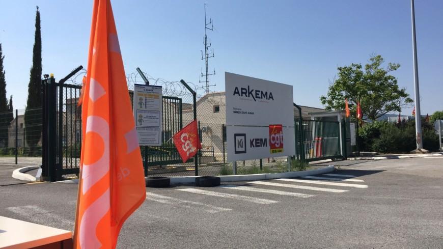 Alpes de Haute-Provence : [MAJ] grève Arkema, la direction assigne en justice les responsables syndicaux