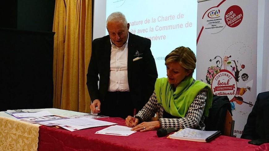 Hautes-Alpes : Montgenèvre croit en l'Artisanat