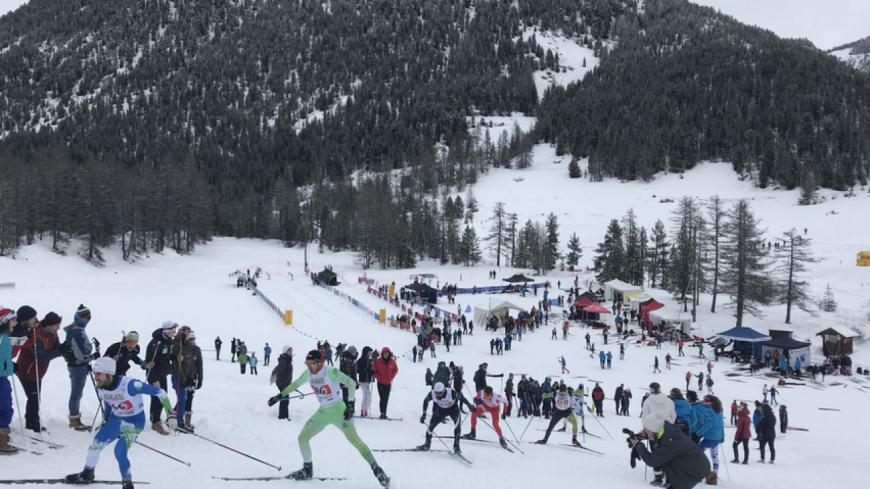 Hautes-Alpes : 300 fondeurs de France à Arvieux pour la coupe de France de ski de fond
