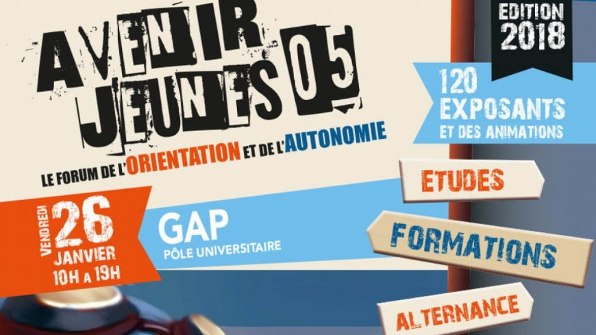 Hautes-Alpes : l'avenir des jeunes se choisit ce vendredi à Gap